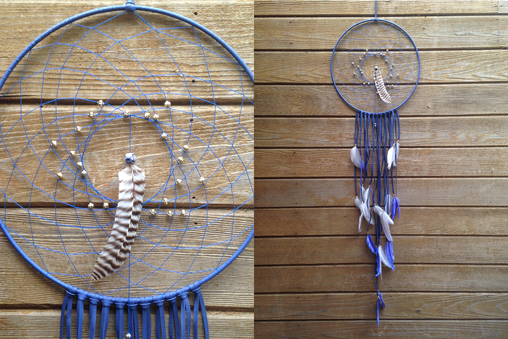 Starry Nights Dreamcatcher