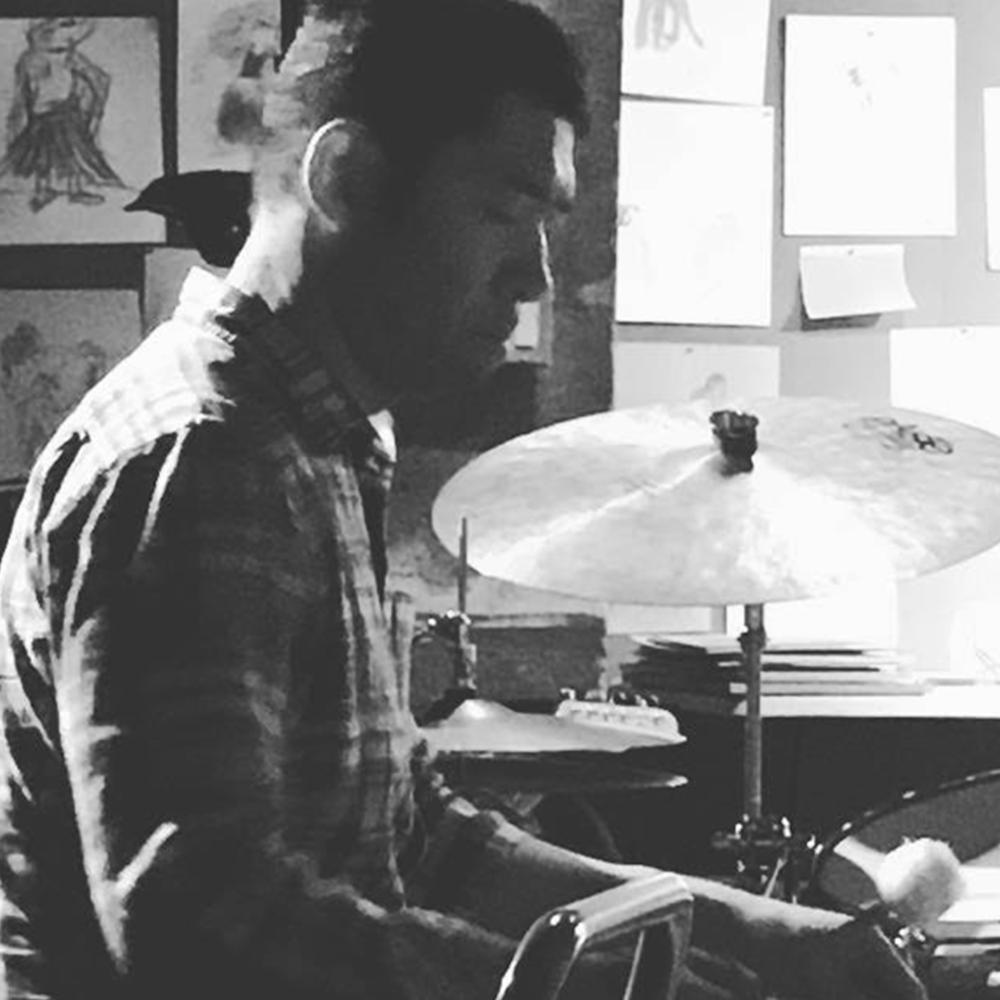 Tat Hidano - Drum Set