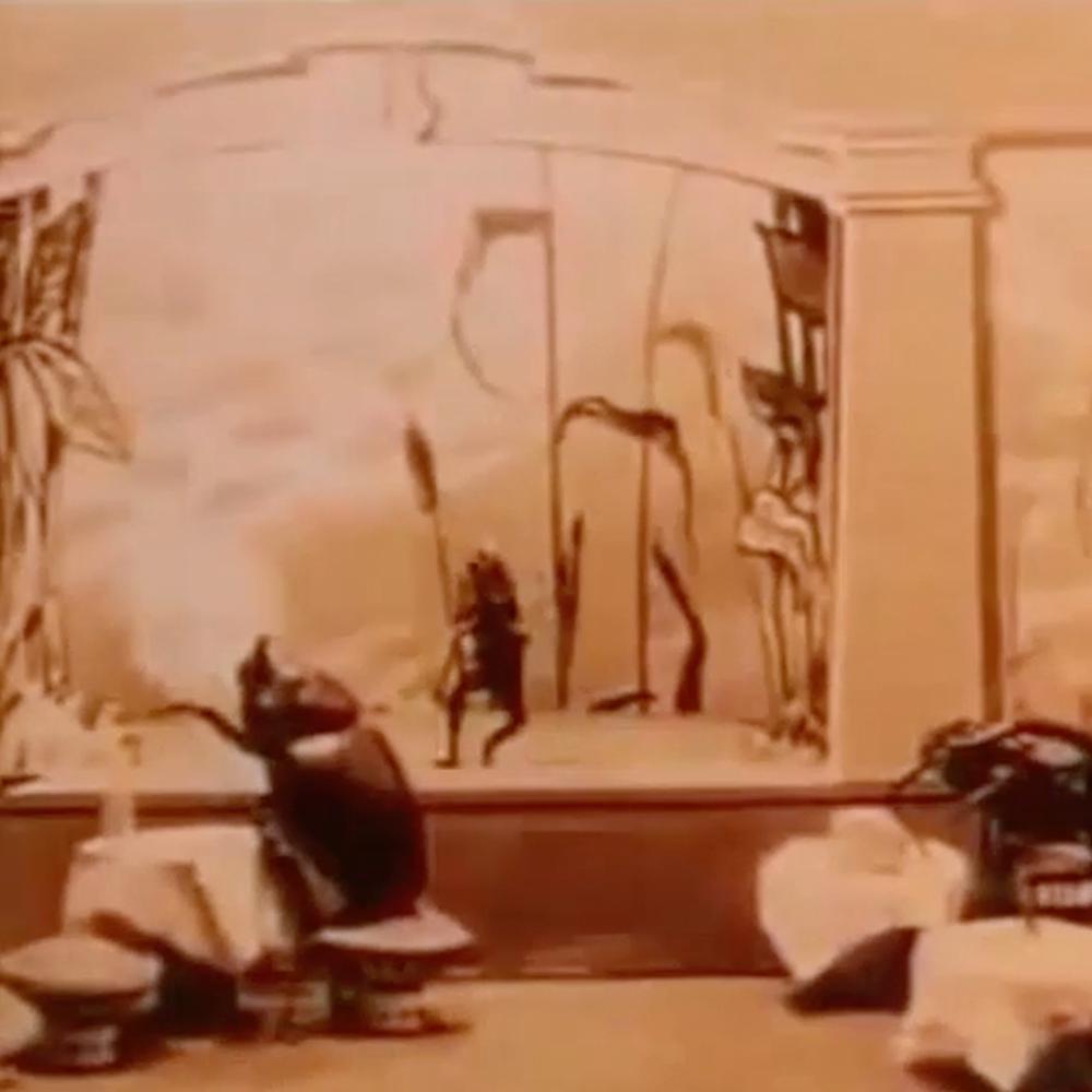 The Cameraman's Revenge - 1912