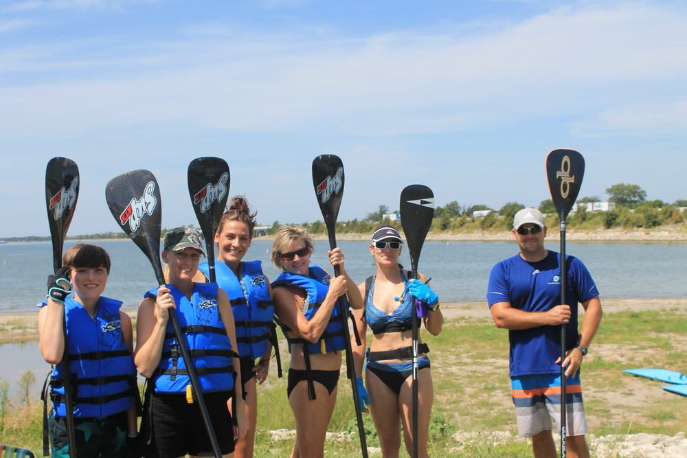 SUP Events & Adventures