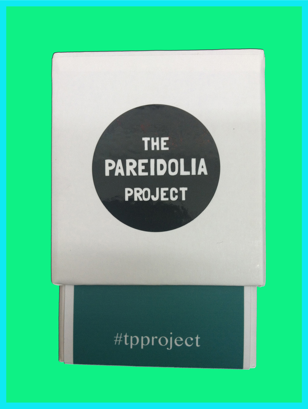The Pareidolia Project comes in a Card Game Set. Here's your chance to say what YOU see.  For all ages.  Order Yours Now.