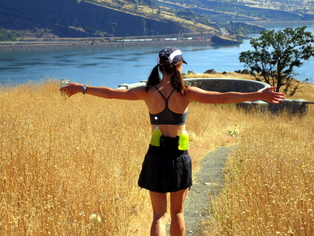Run the Mile You're In--Whether Racing or Navigating Life - Women's RunningAugust 2017