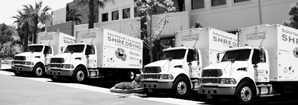 shred trucks