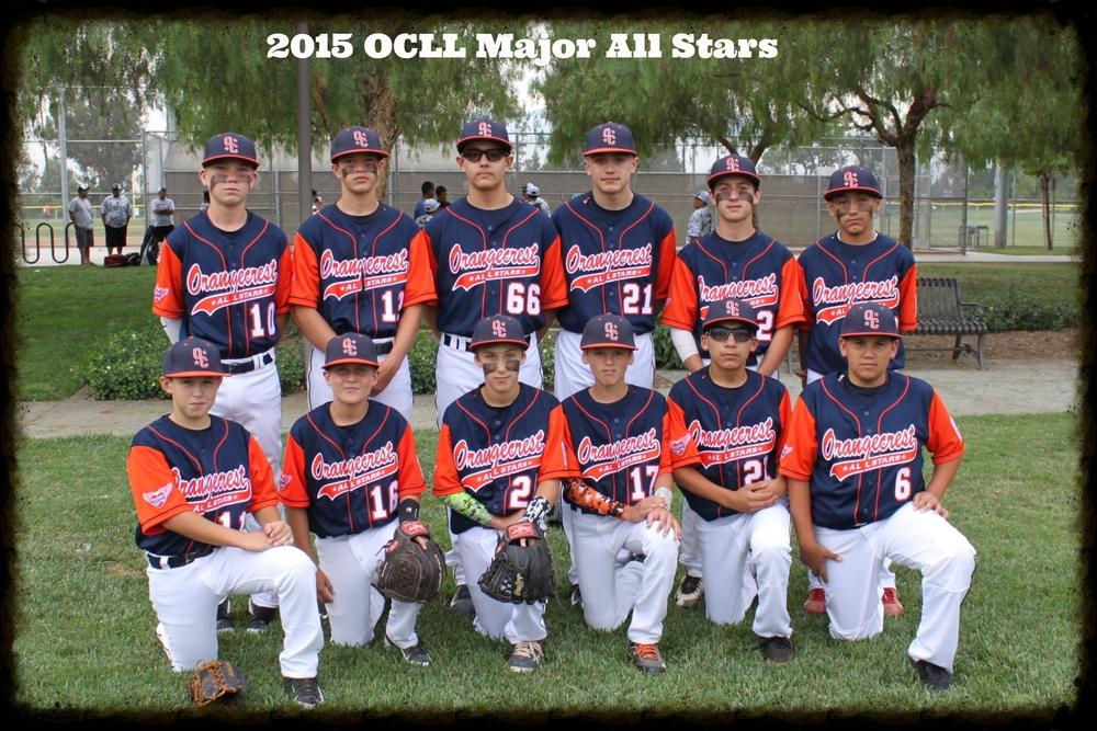 2015 Major All Stars