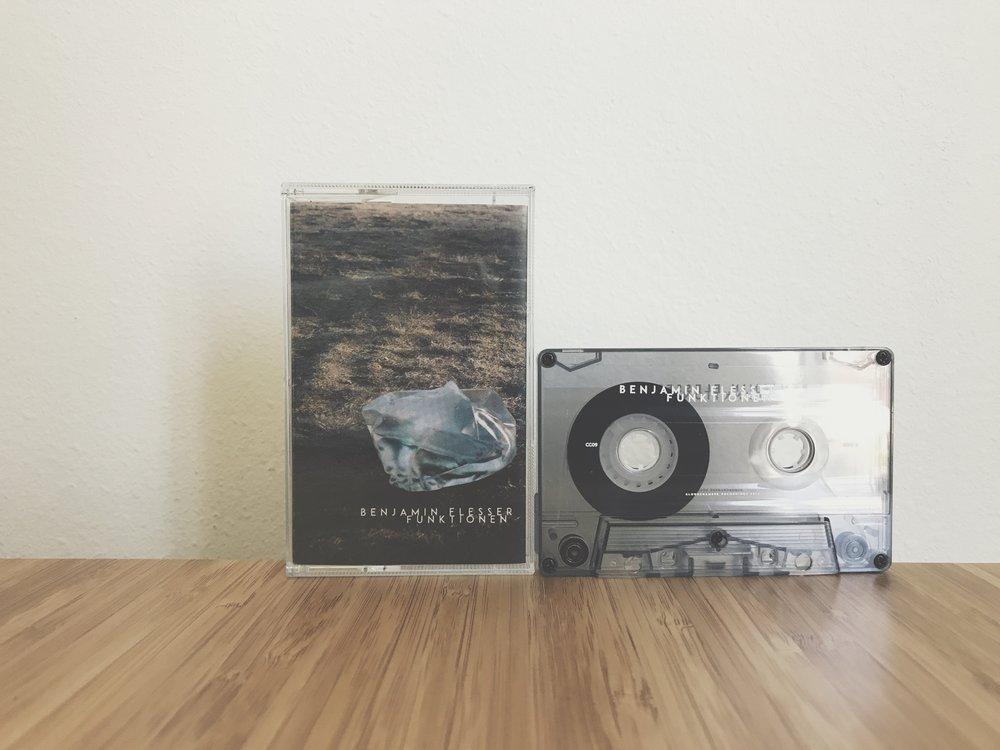 Benjamin FLesser - Funktionen (Cloud Chamber Recordings)