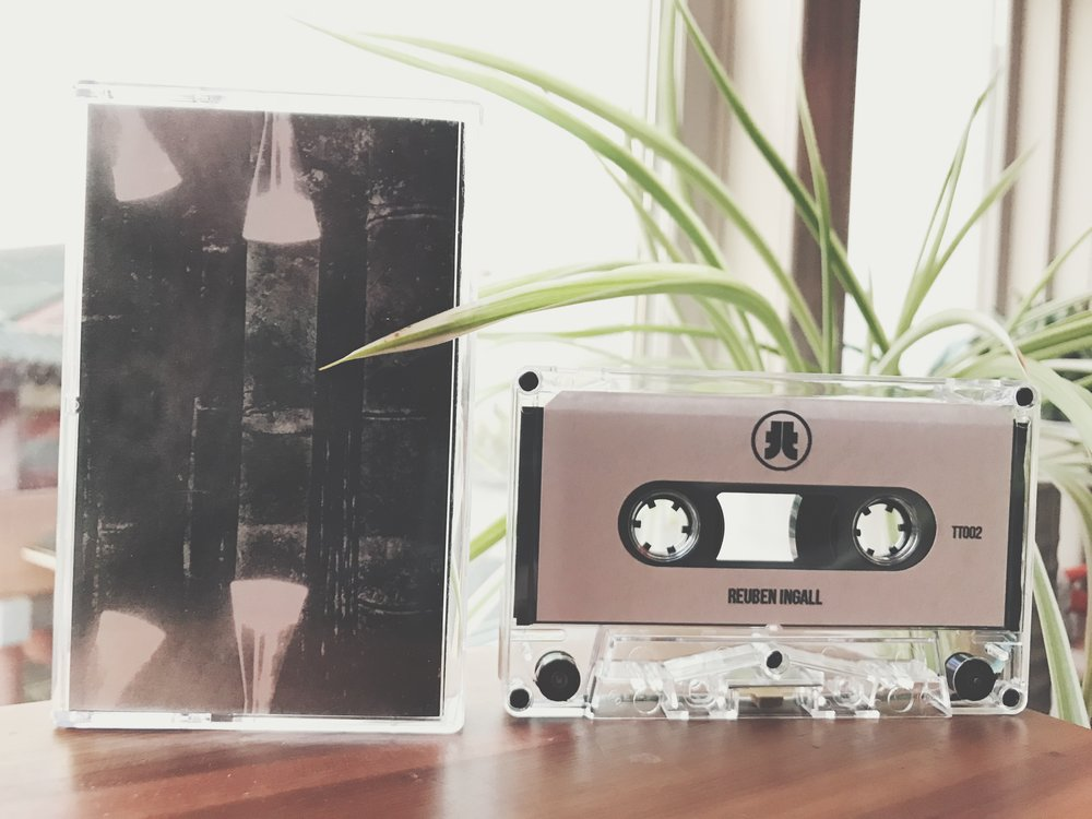 Reuben Ingall / Logic Lost(Tandem Tapes)