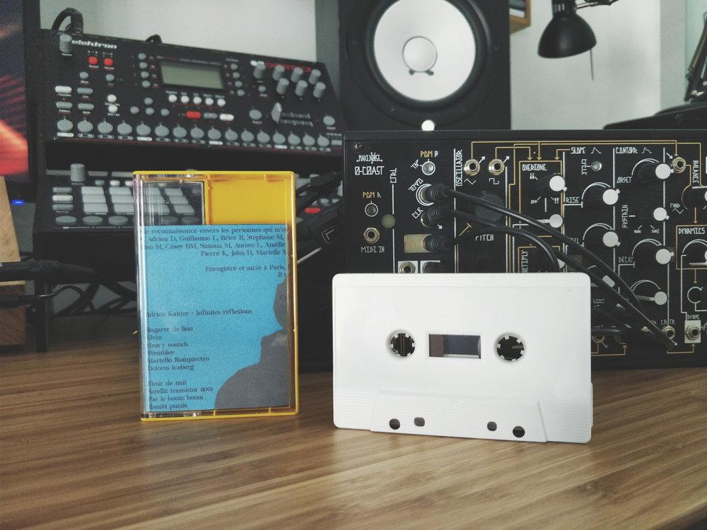 Adrien Kanter - Infinites Réflexions (Hylé Tapes)