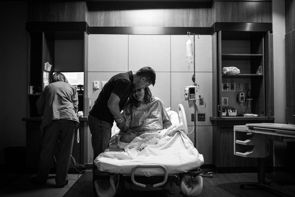labor in parker colorado hospital