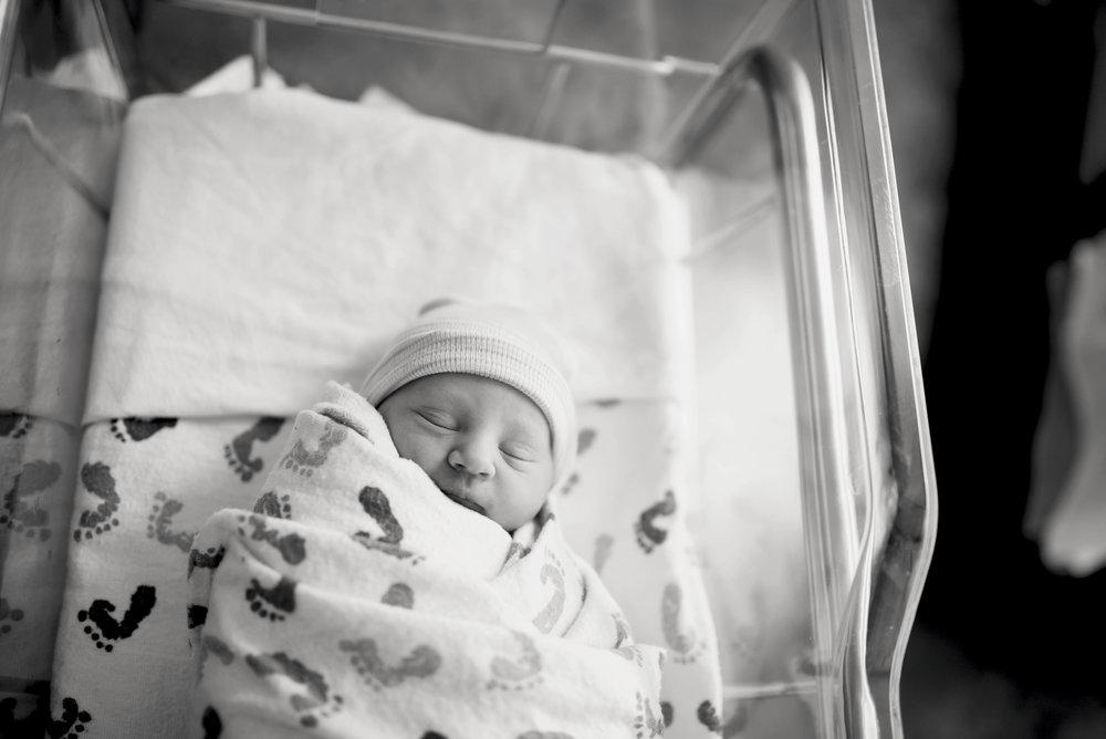 just born at rose hospital Denver colorado