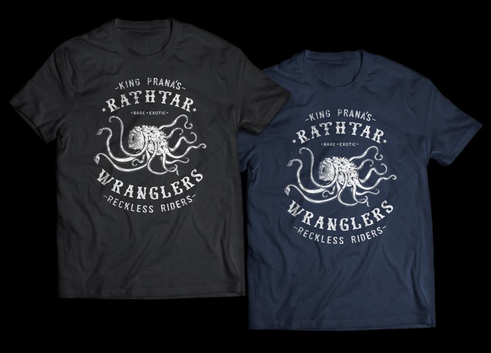 Rathtar Wrangler Star Wars T-Shirts JLane Design Teepublic