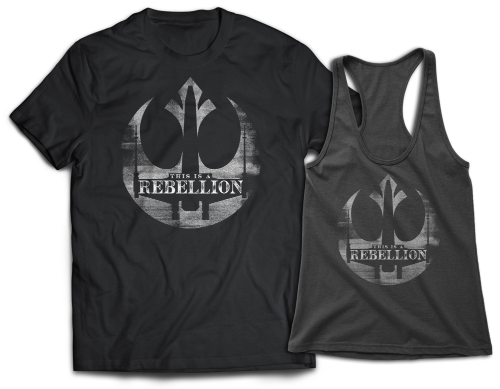 A Rebellion T-shirt and Tank Top Teepublic Jlane Design