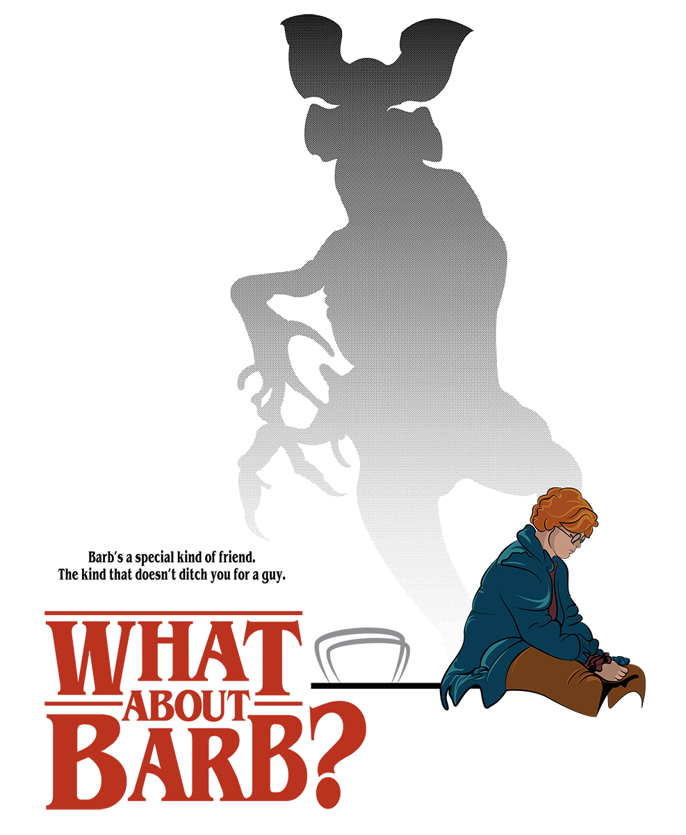 What About Barb T-Shirt Design for -  Teepublic