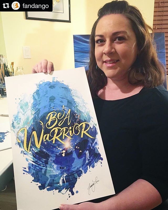 I'm so excited to finally share this awesome collaboration piece I got to do with @fandango and @disney for @wrinkleintime Make sure to get your tickets this weekend through Fandango so you can score a print for yourself! And make sure to see the rules below for getting an exclusive signed print from Fandango #Repost @fandango ・・・ Here's your chance to win #AWrinkleInTime artwork signed by artist @jlane_design. To enter, like & comment below with #FanArtFriday #FandangoFanShop . . .  NO PURCHASE NECESSARY TO ENTER OR #WIN. Winner selected at random. Void where prohibited. Open only to legal residents of the 50 US or DC who are 18 or older. Ends 10AM PST 3/10/2018. ARV: $29.99. Limit 1 entry per person. Sponsor: Fandango Media, LLC. This #Promotion is in no way sponsored, endorsed or administered by, or associated with, Instagram. Entrants are providing information to Sponsor and not to Instagram.  #jlanedesign #graphicdesign #artist #fandango #disney #awrinkleintime #beawarrior #poster #print #movie #tickets #artoftheday #artistofinstagram #fanartfriday