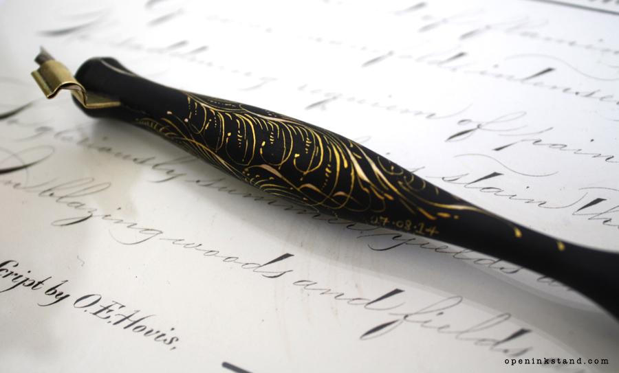 Calligraphy Pens Openinkstand