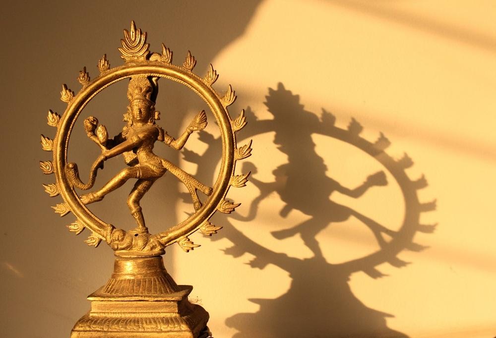 Lord Shiva Dancing by Somu Padmanabhan