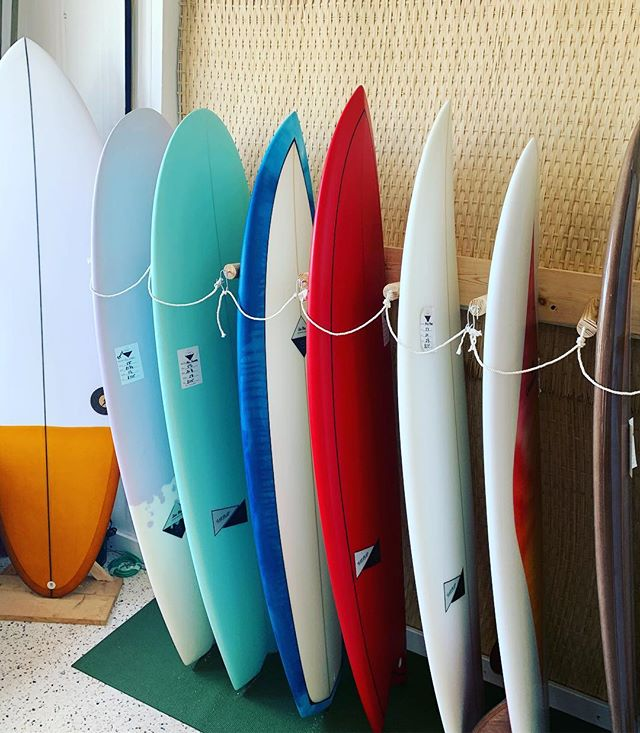 Our friends at the the brand New @mangrovesurf are fully stocked with beautiful boards down in  St Augustine FL.