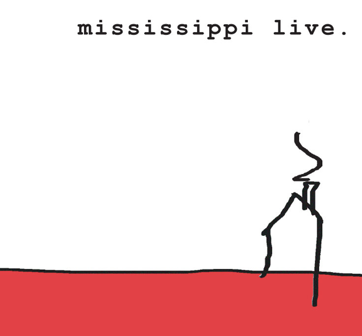 Mississippi Live (2009) - CD - $12 inc shipping