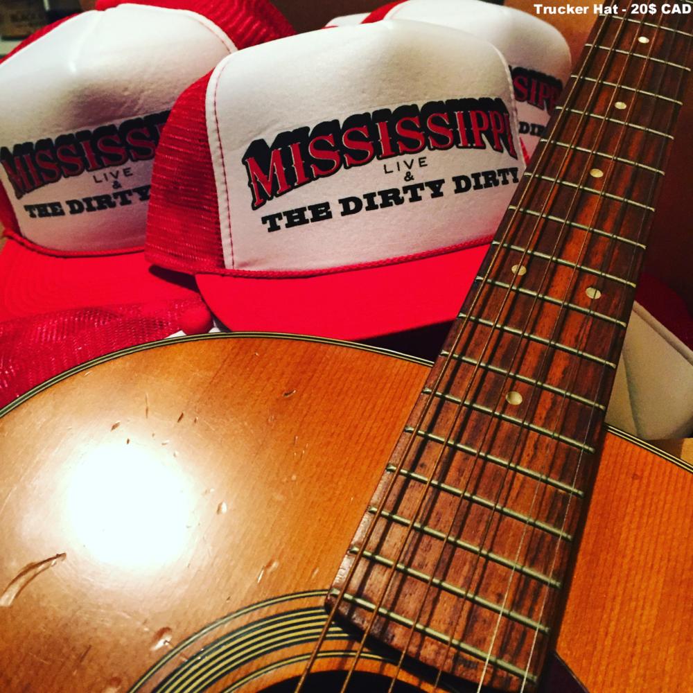 Trucker Hat - Deep - Mesh Back - $25 inc shipping