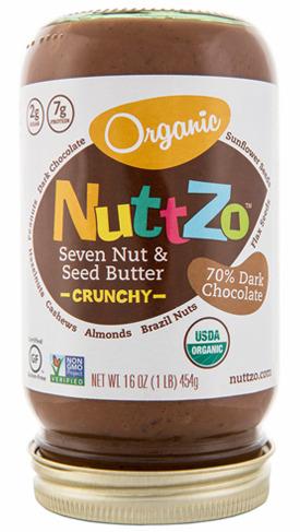 Nuttzo Nut Butters $13.99