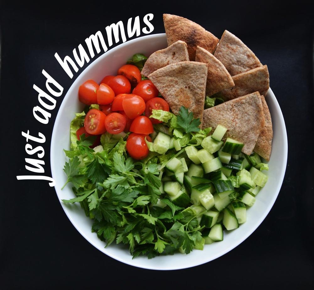 HummusSalad1