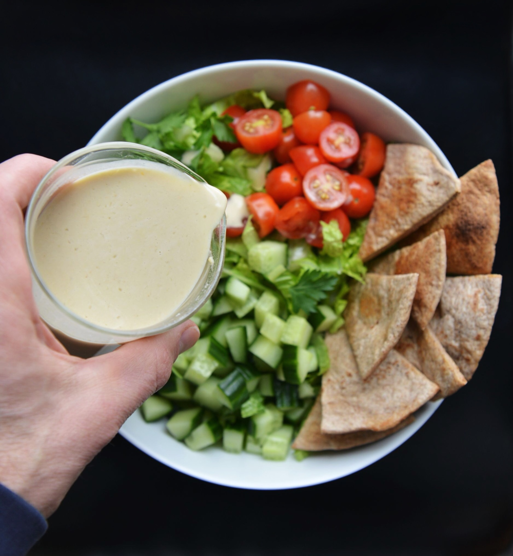 HummusSalad2