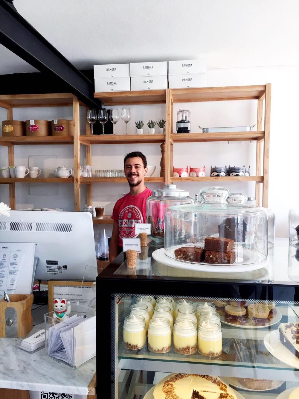 Ramona Bakehouse. My favorite coffee shop.