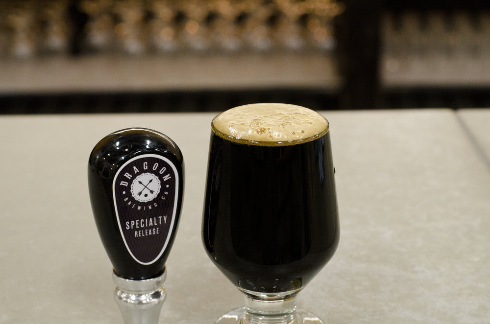 THE SEIS Russian Imperial Stout ABV: 9.6% IBU: 100 SRM: 66