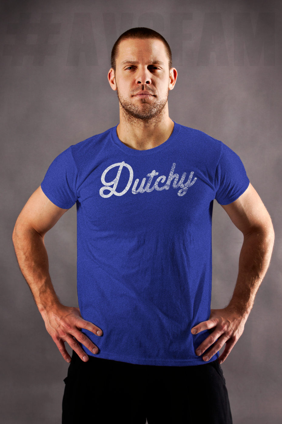 Dutchy on Blue looks pretty awesome!