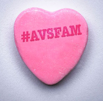Valentine's Day #AVFAM profile picture