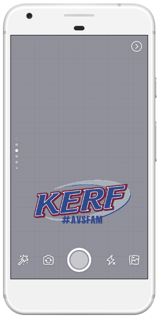 Kerf FB Camera Frame - Kerf…. Wait for it…. Gun. That is all.