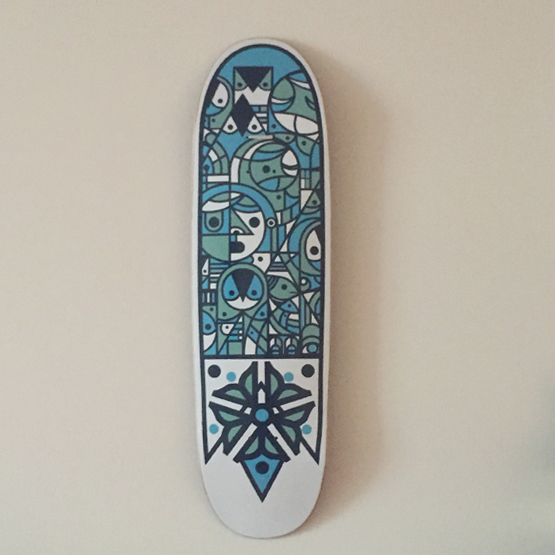 Untitled-Rochester Board by  Don Pendleton