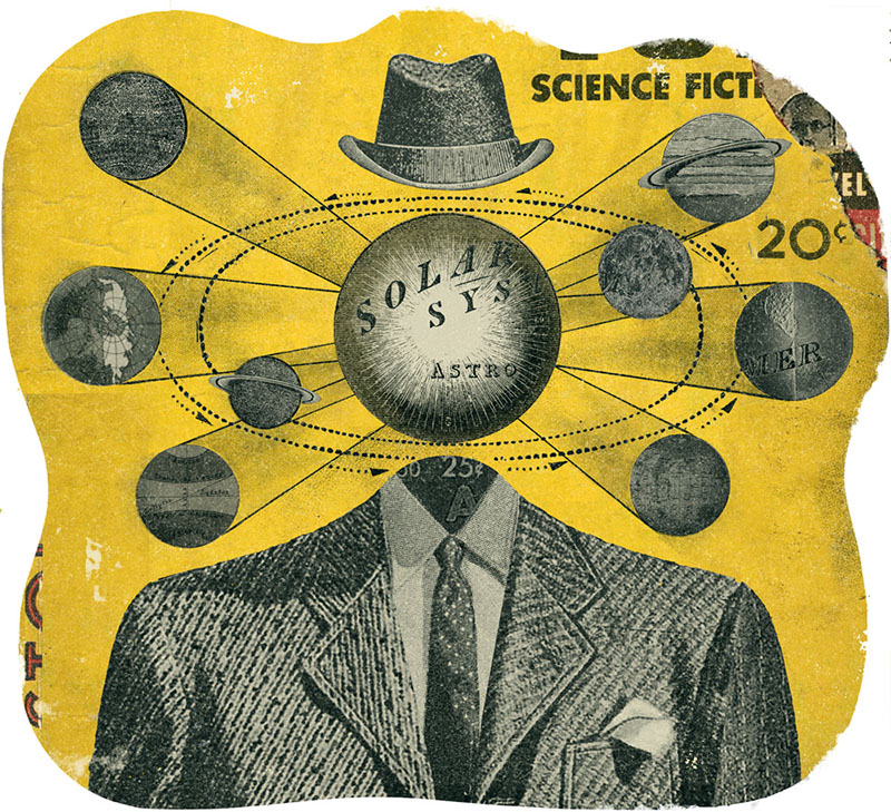 Science Fiction Visions - Scientific American