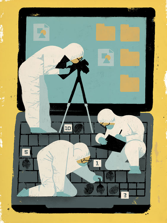 Digital Forensics - Indianapolis Monthly