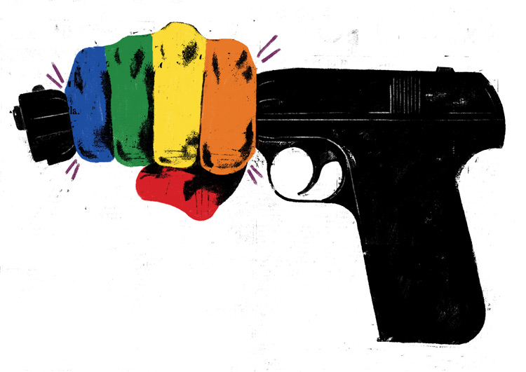 LGBT vs NRA - The Washington Post
