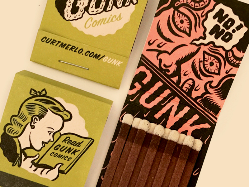 ISSUE 1.5 - HOW TO HANDMAKE A MATCHBOOK
