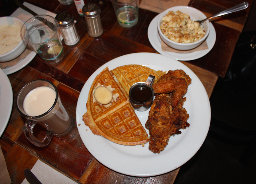 Really, really, really good eats at Brown Sugar Cafe in Oakland