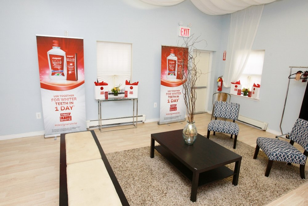 Our peaceful beauty bar oasis at Harlem Skin & Laser Clinic
