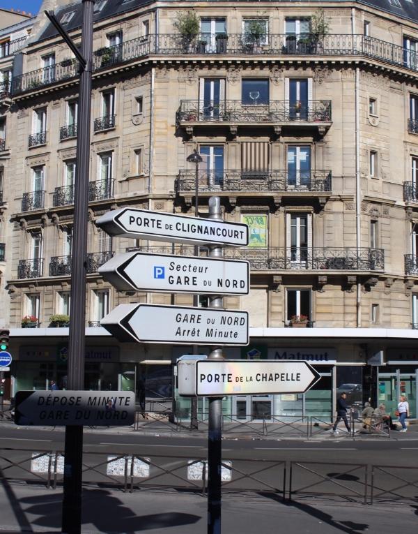 Cruising around the heart of Paris
