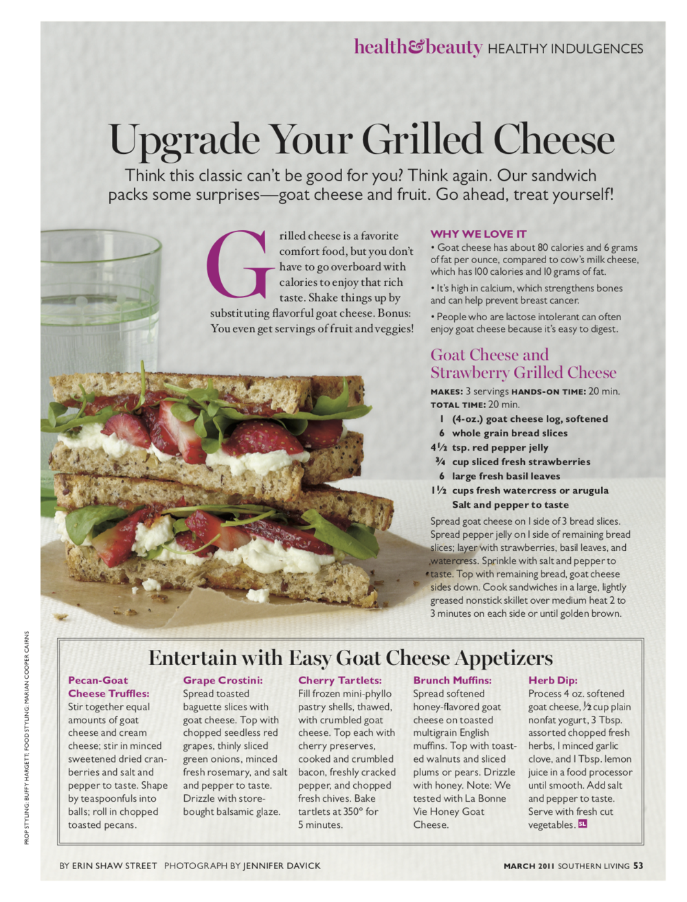 Upgrade Your Grilled Cheese