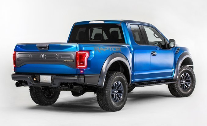 Car And Driver 2017 Ford Raptor Feature Rogue Racing