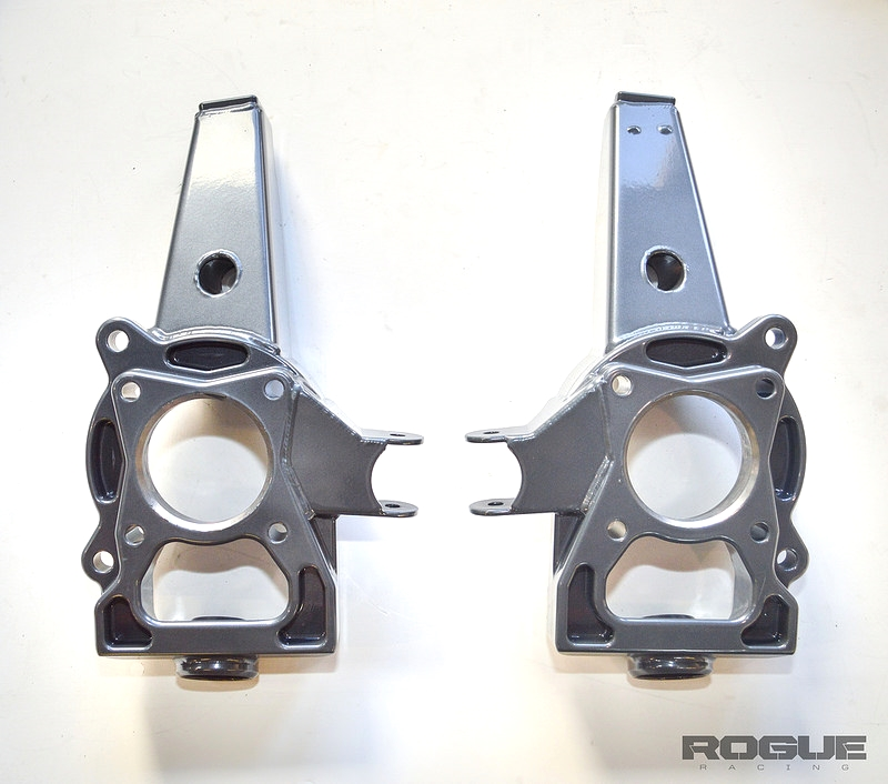Ford Bronco Replacement Spindles : Ford raptor svt replacement spindles — rogue racing