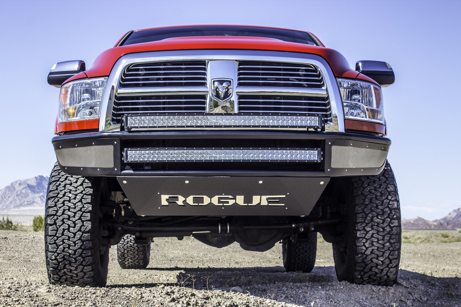Dodge dodge 1500 off road : Shop Offroad Bumpers For The 2010+ RAM 2500 / 3500 — Rogue Racing