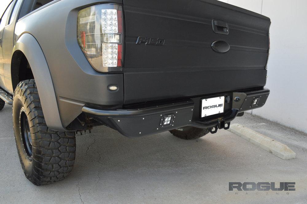 Renegade Bumper Replacements : Renegade rear bumper ford f raptor