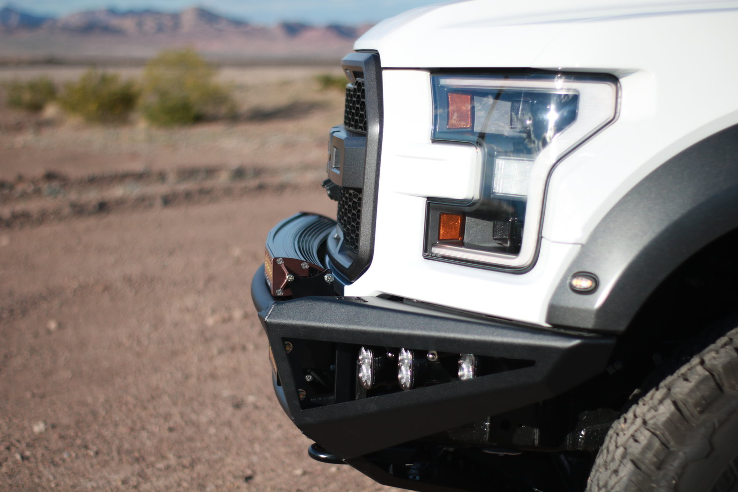 Rogue Racing Innovative Off Road Products And Designs Ford Raptor With Camper S Stage 4 Suspension Promotional Video