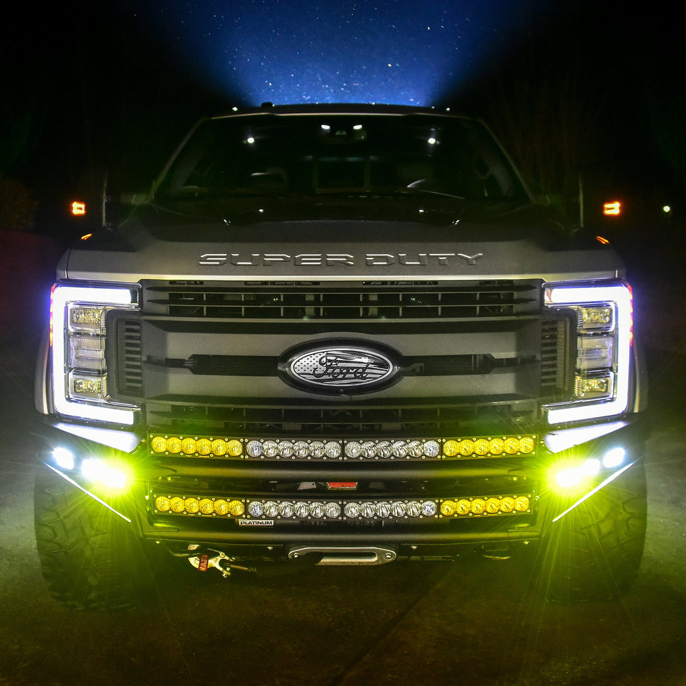 SUPER DUTY BUMPERS - SHOP NOW!