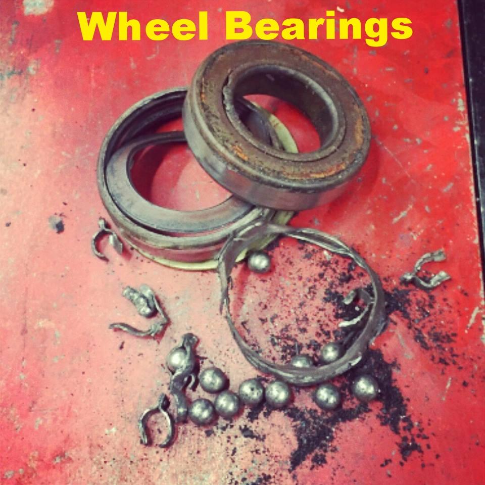 GSXR Rear Bearing