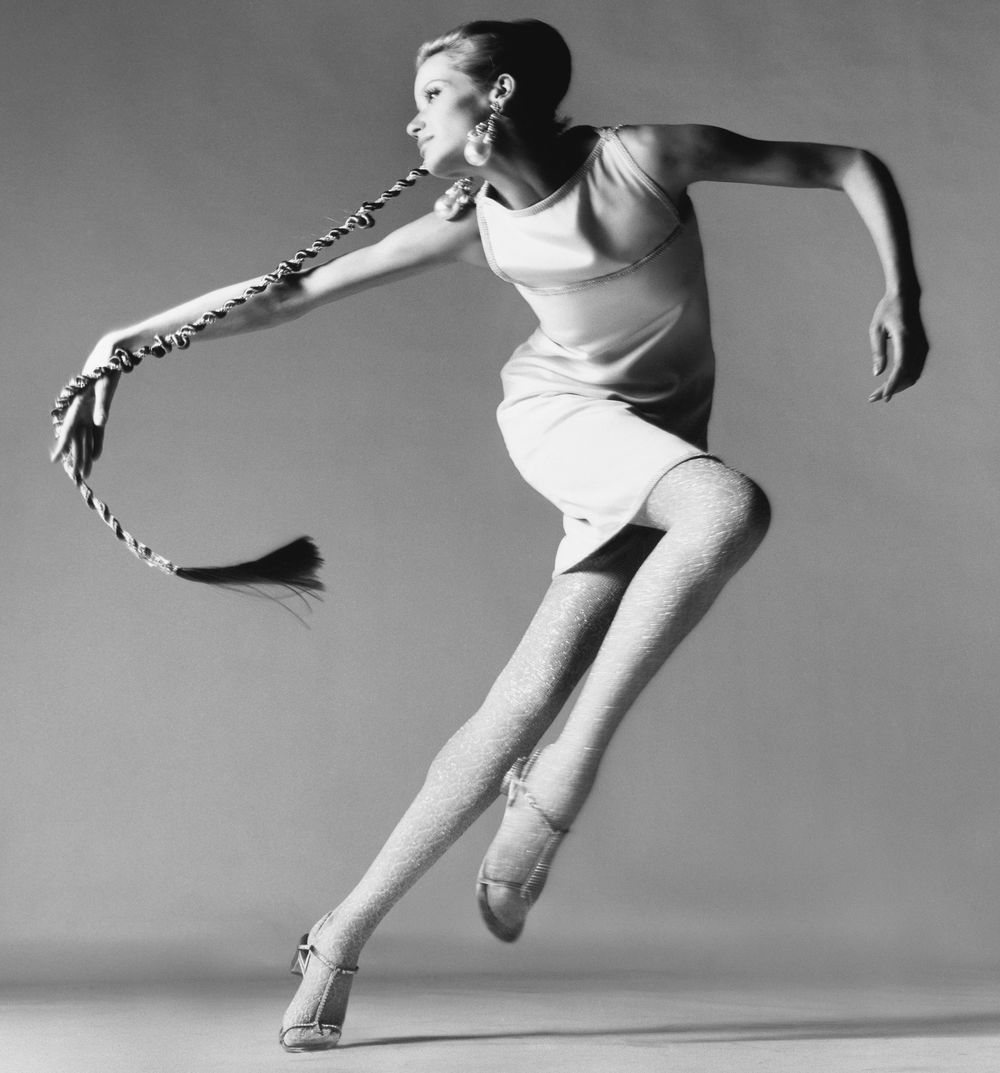 Movement in fashion photography 5