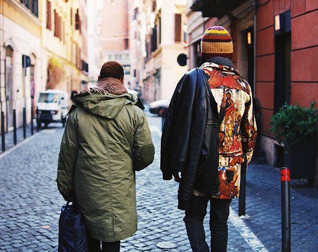 on a cobblestone street somewhere in Rome - @ikirejones in the wild.  #a6500  #vscox  #wndrlust  #rome #italy