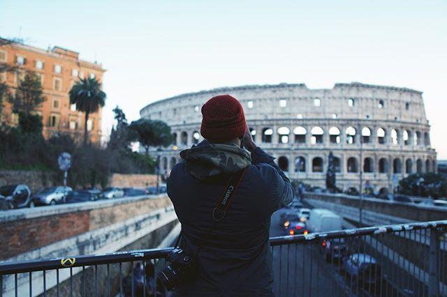 Il Colosseo.  ________  #vscox  #a6500  #sigma16mmf14  #thecolosseum