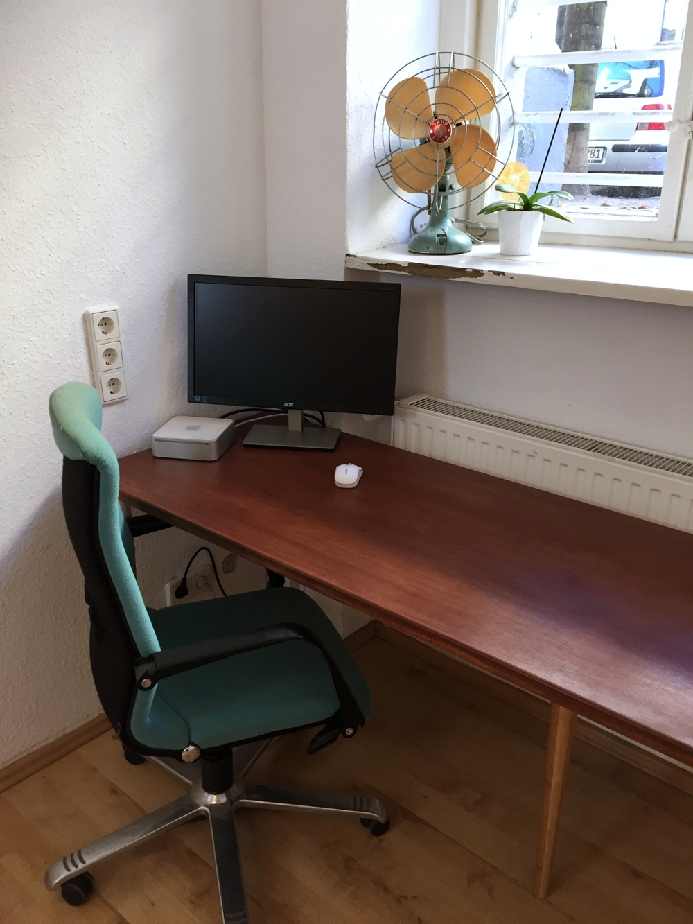 Desk/Office Area